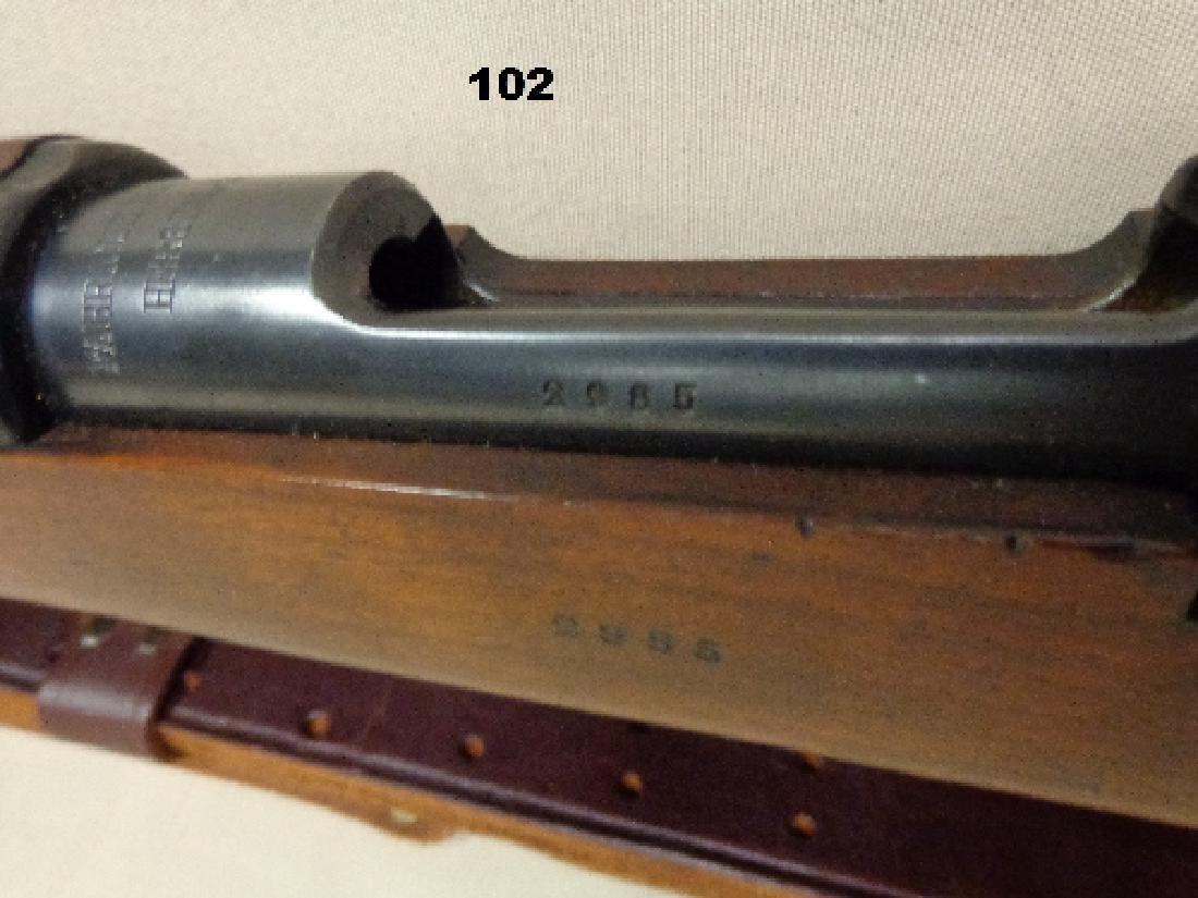 FN MAUSER MODEL-1936, 7MM BOLT ACTION RIFLE, - 4