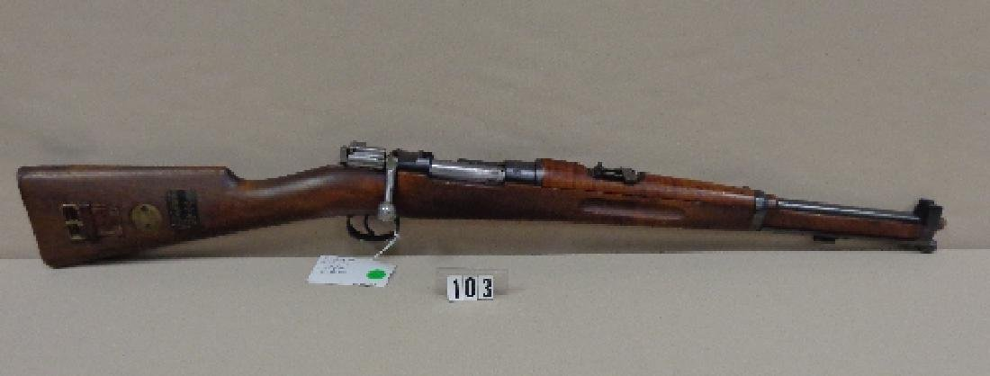 SWEDISH MAUSER MODEL-1916, 6.5X55MM BOLT