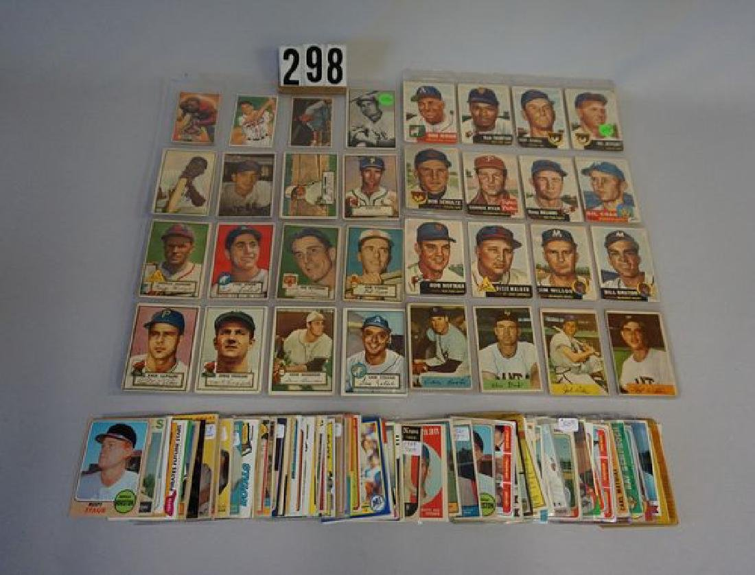 Lot of mostly baseball cards mixed lot of mostly baseball cards geotapseo Image collections