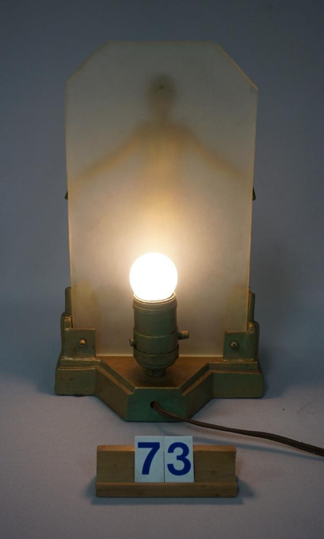 FRANKART ART DECO LAMP (CIRCA 1920'S) - 3