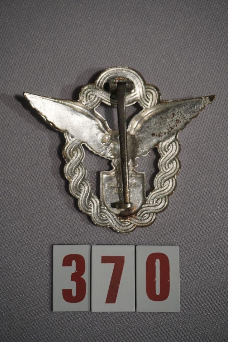 KROATIAN PILOT BADGE IN SILVER - 2