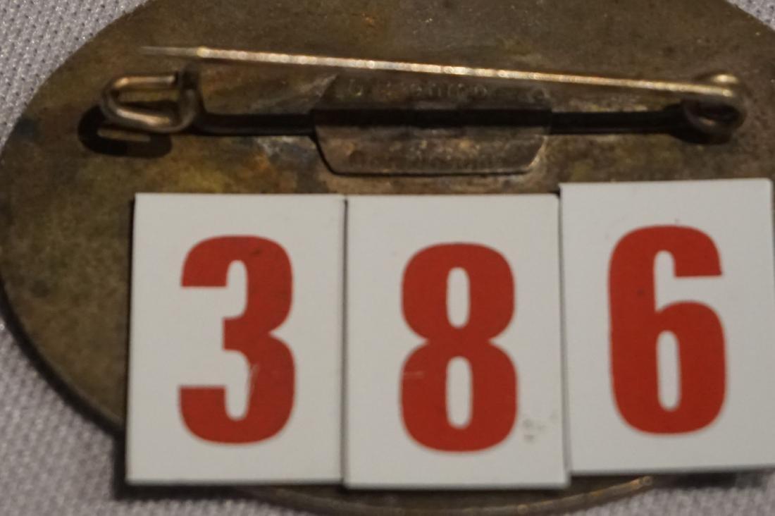 NSFK DEUTSCH FLUG 1938 BADGE, - 3
