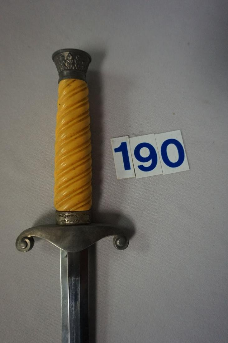 ARMY OFFICER'S DAGGER, - 4