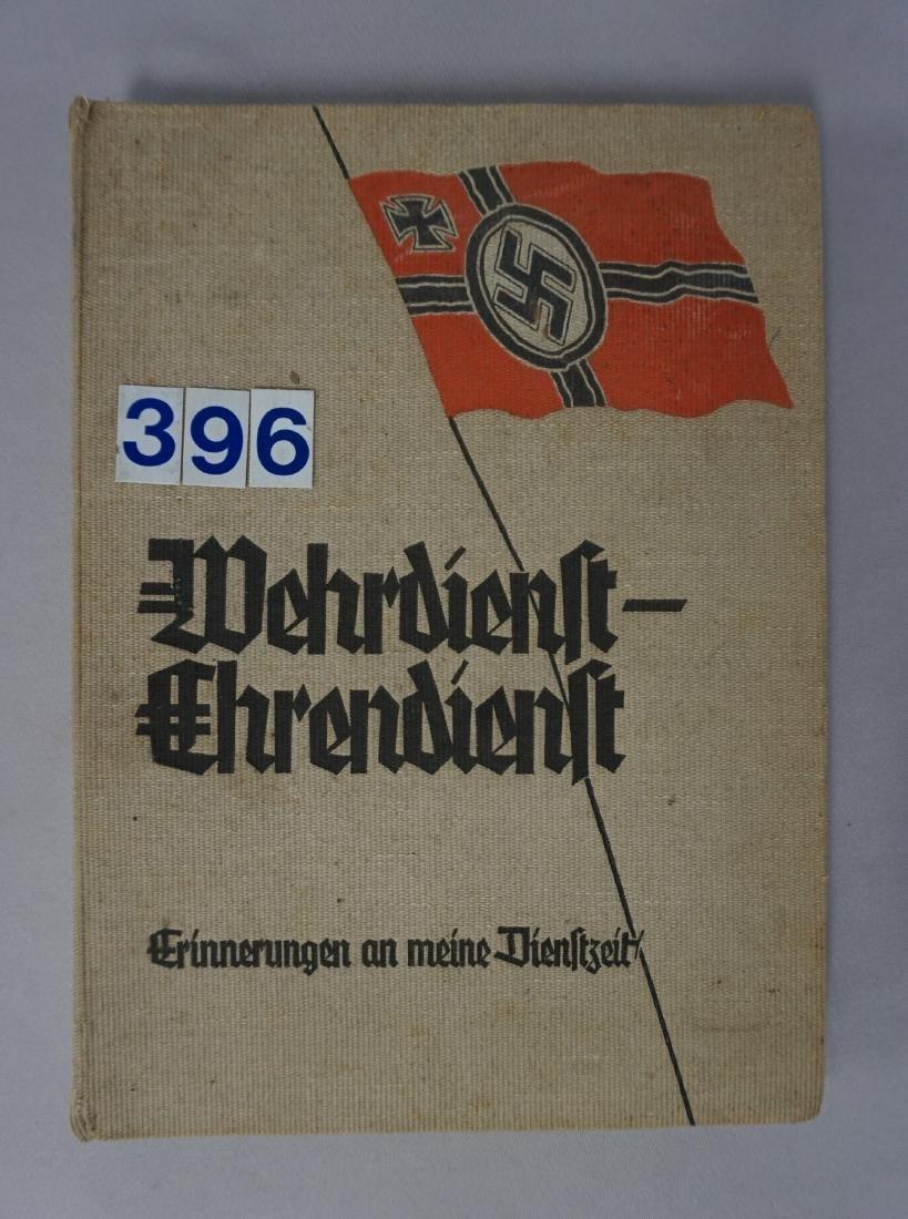 WEHRDIENST-EHRENDIENST ALBUM,