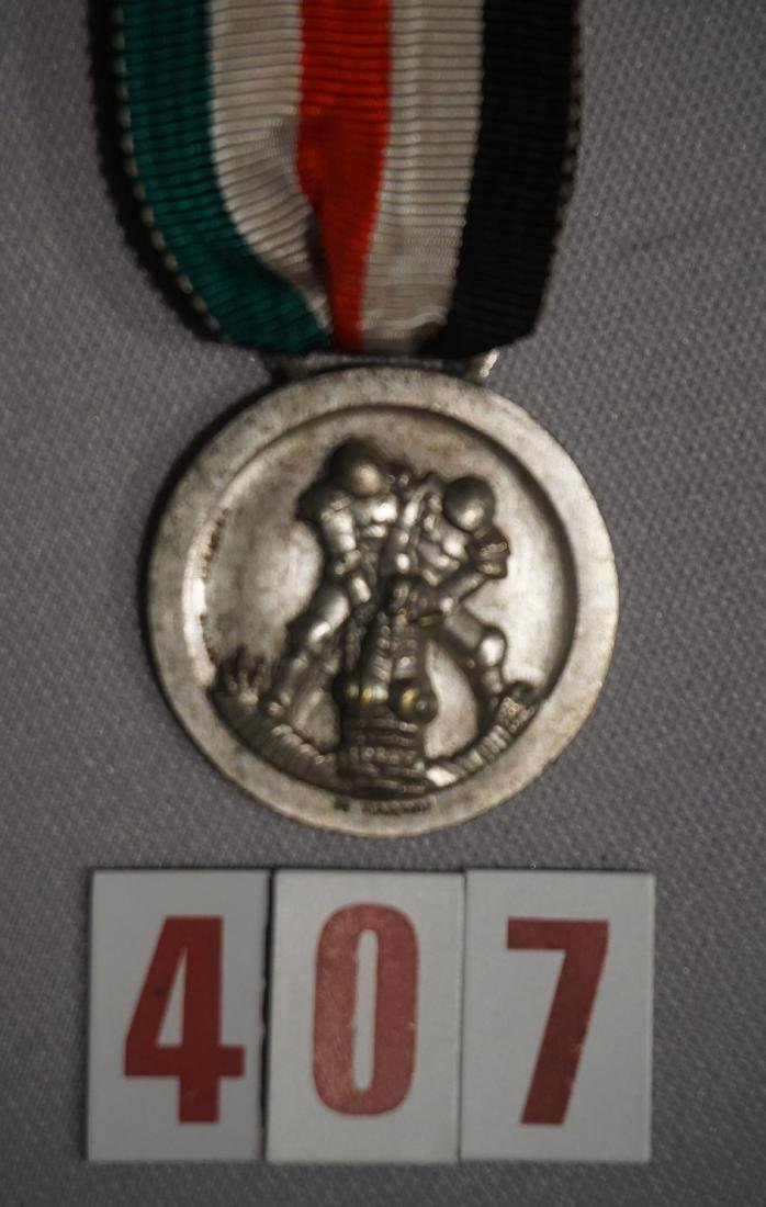 AFRIKA KORPS MEDAL ISSUED BY ITALY - 2