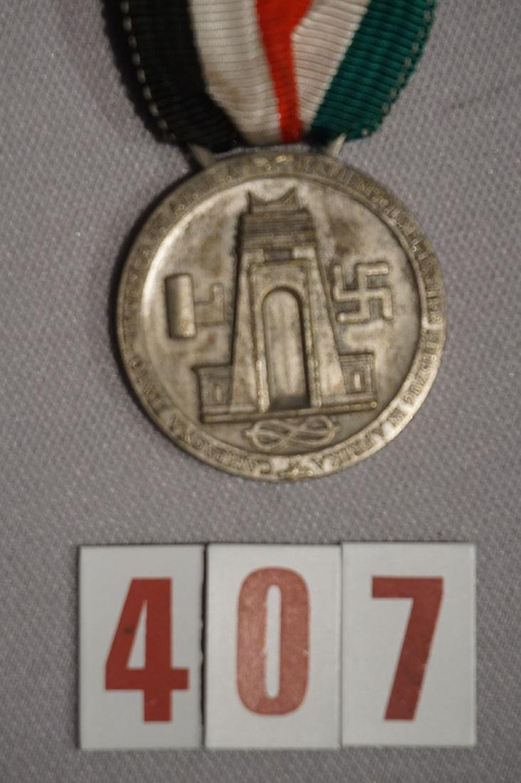 AFRIKA KORPS MEDAL ISSUED BY ITALY - 4