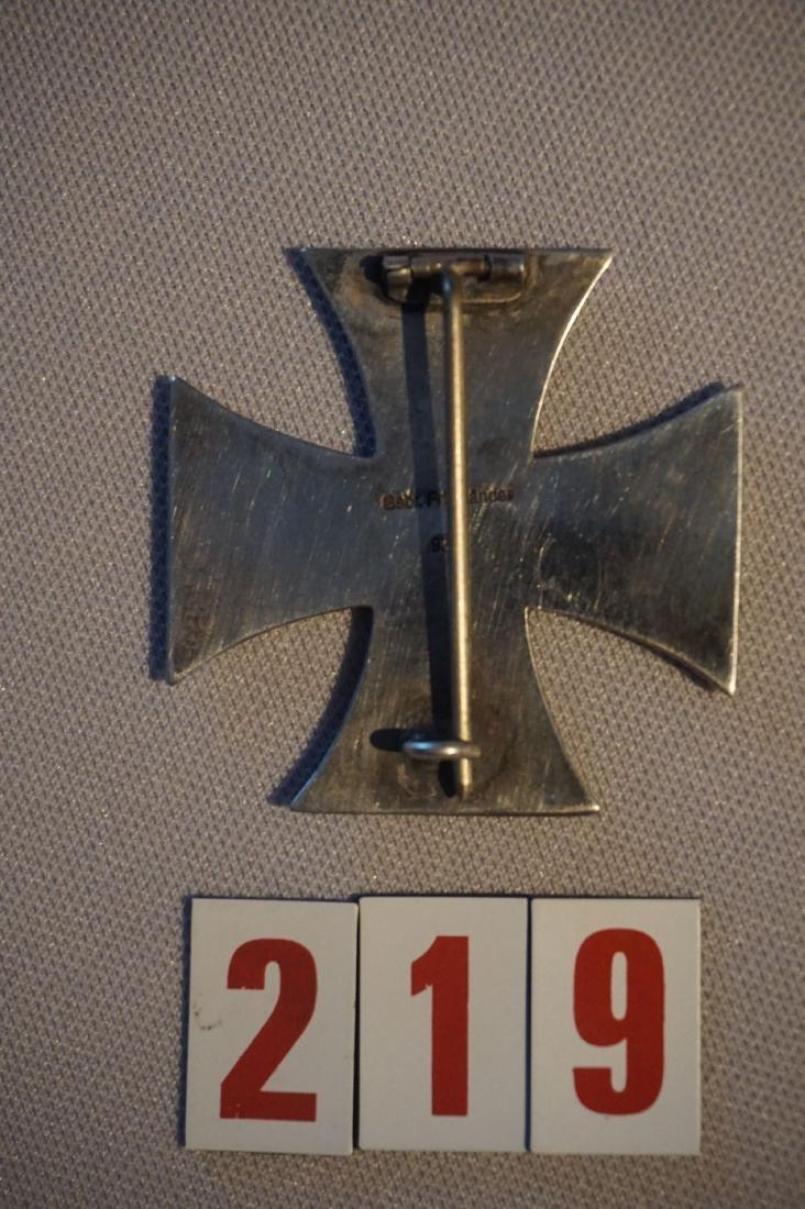 1ST CLASS 1870 IRON CROSS - 2