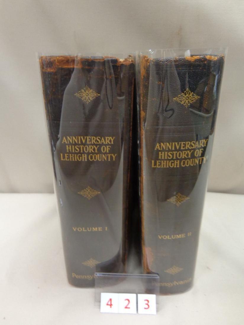 VOLUMES I & II ANNIVERSARY HISTORY - 2