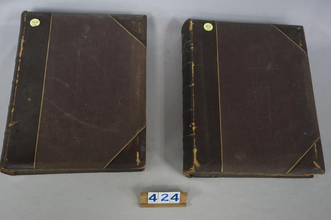 VOLUMES I & II PICTURESQUE AMERICA - 3