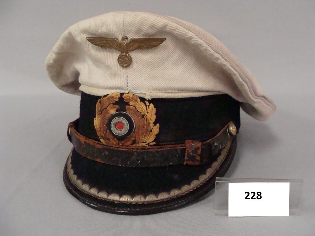 EXTREMELY RARE WW II GERMAN U-BOAT