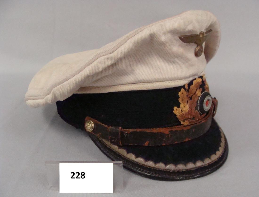EXTREMELY RARE WW II GERMAN U-BOAT - 5