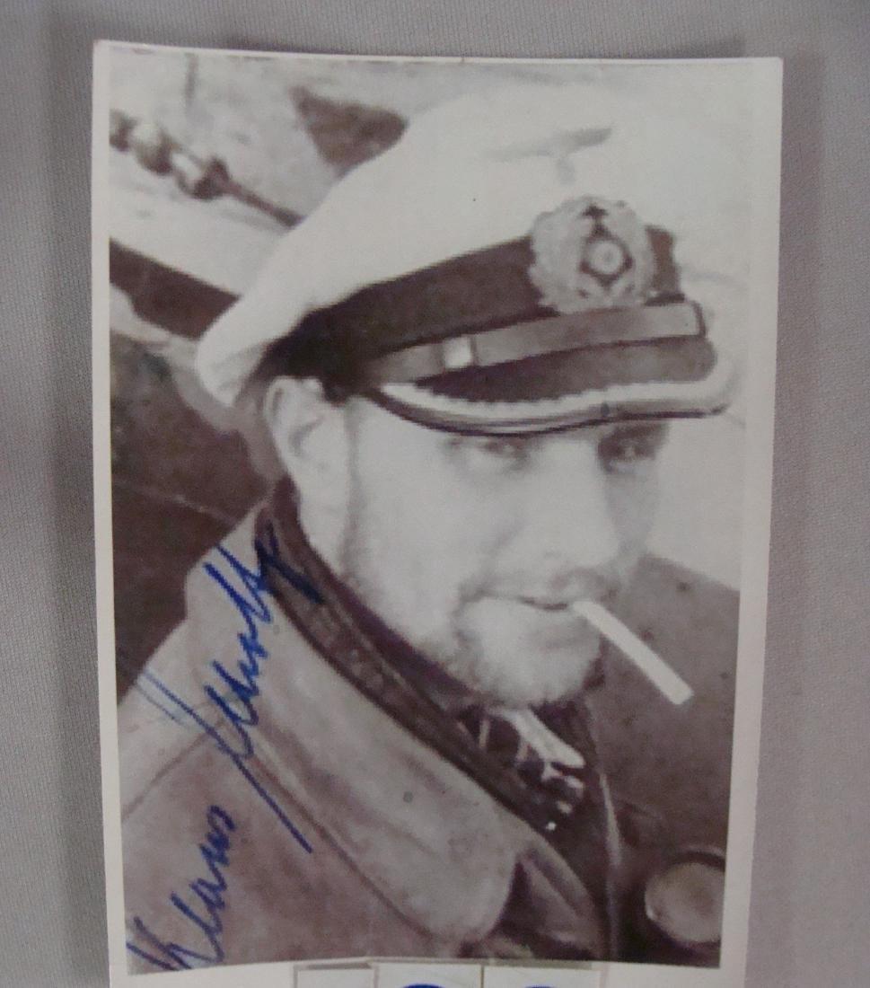 EXTREMELY RARE WW II GERMAN U-BOAT - 6