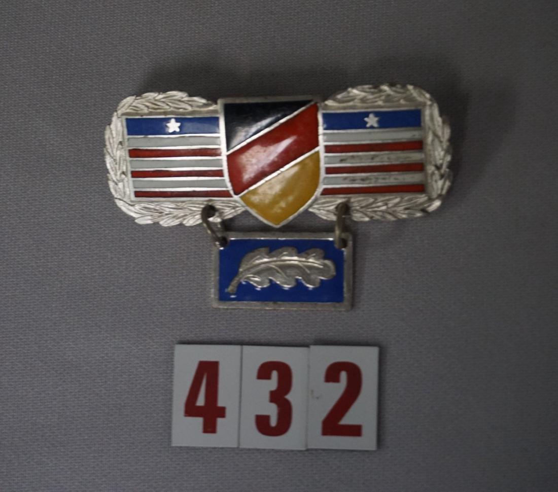 GERMAN LABOR SERVICE 'COMMEMORATIVE'