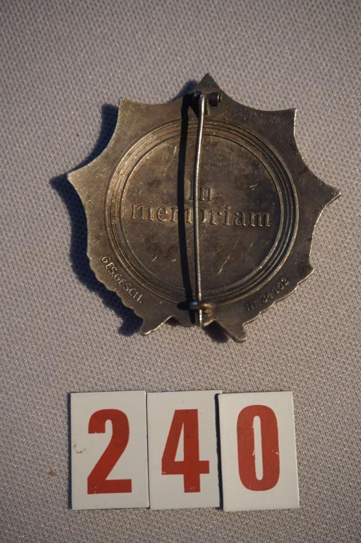 WWI COLONIAL MERIT BADGE - 2