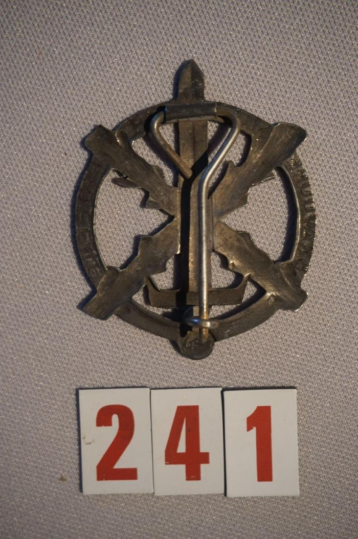HONOR BADGE OF THE BELGIUM WALLONIAN - 2