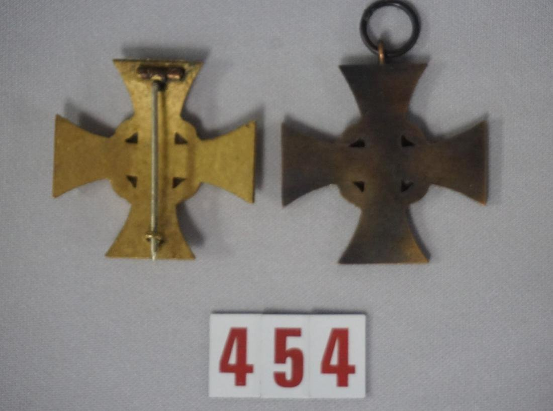 (2 PIECES) WW I GERMAN STATE OF LIPPE - 2