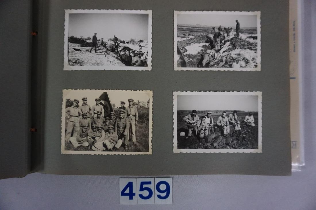 RAD PHOTO ALBUM WITH (145) PHOTOS, - 3