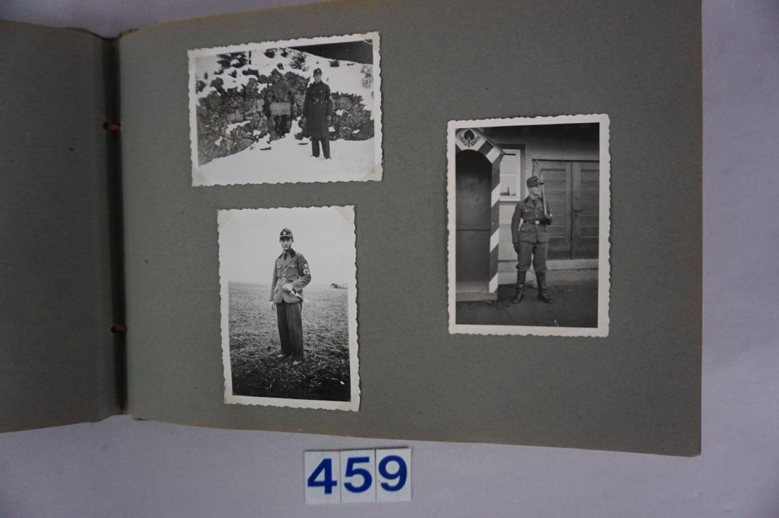 RAD PHOTO ALBUM WITH (145) PHOTOS, - 5