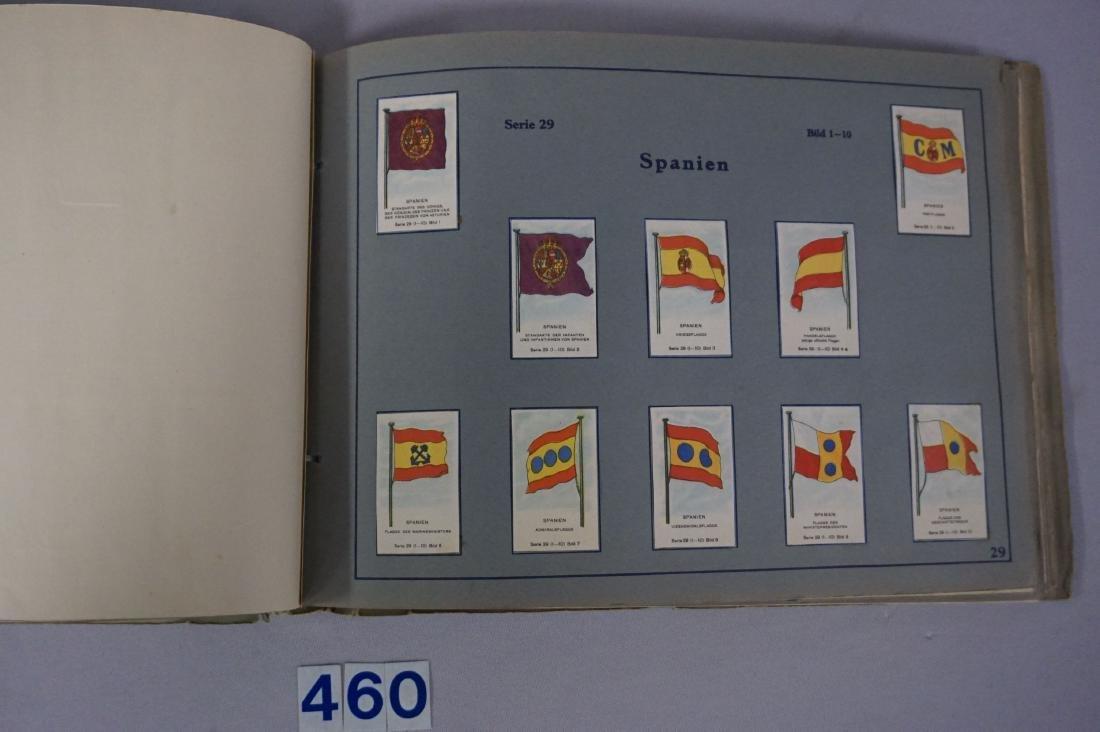 CIGARETTE ALBUM BOOK WITH INTERNATIONAL - 4