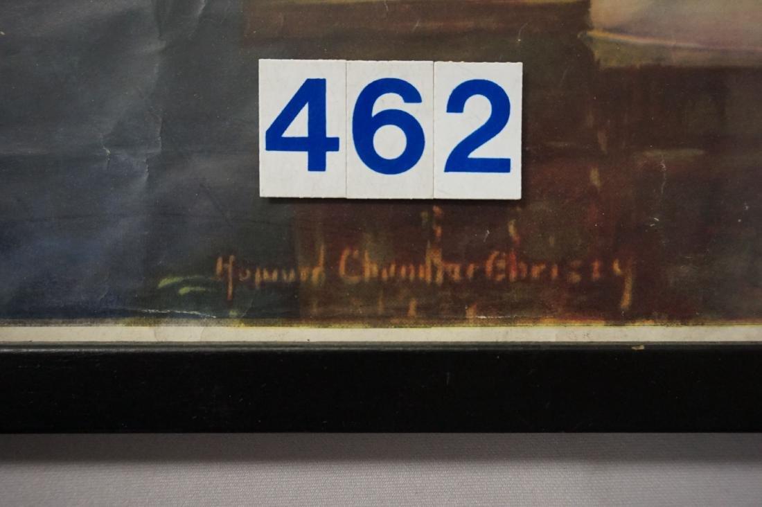 FRAMED HOWARD CHANDLER CHRISTY POSTER - 3