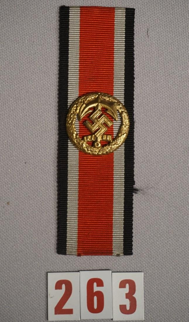 NAVY HONOR CLASP ON RIBBON