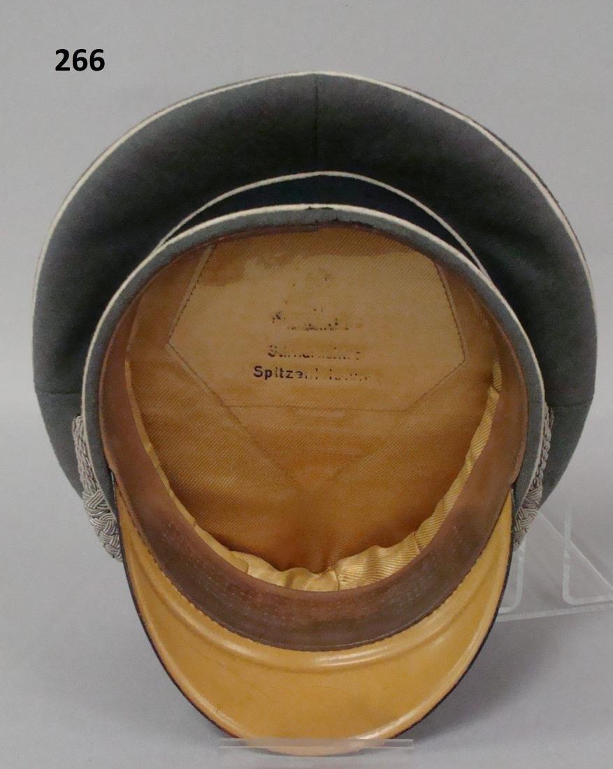 GERMAN WW II INFANTRY OFFICER'S VISOR - 5