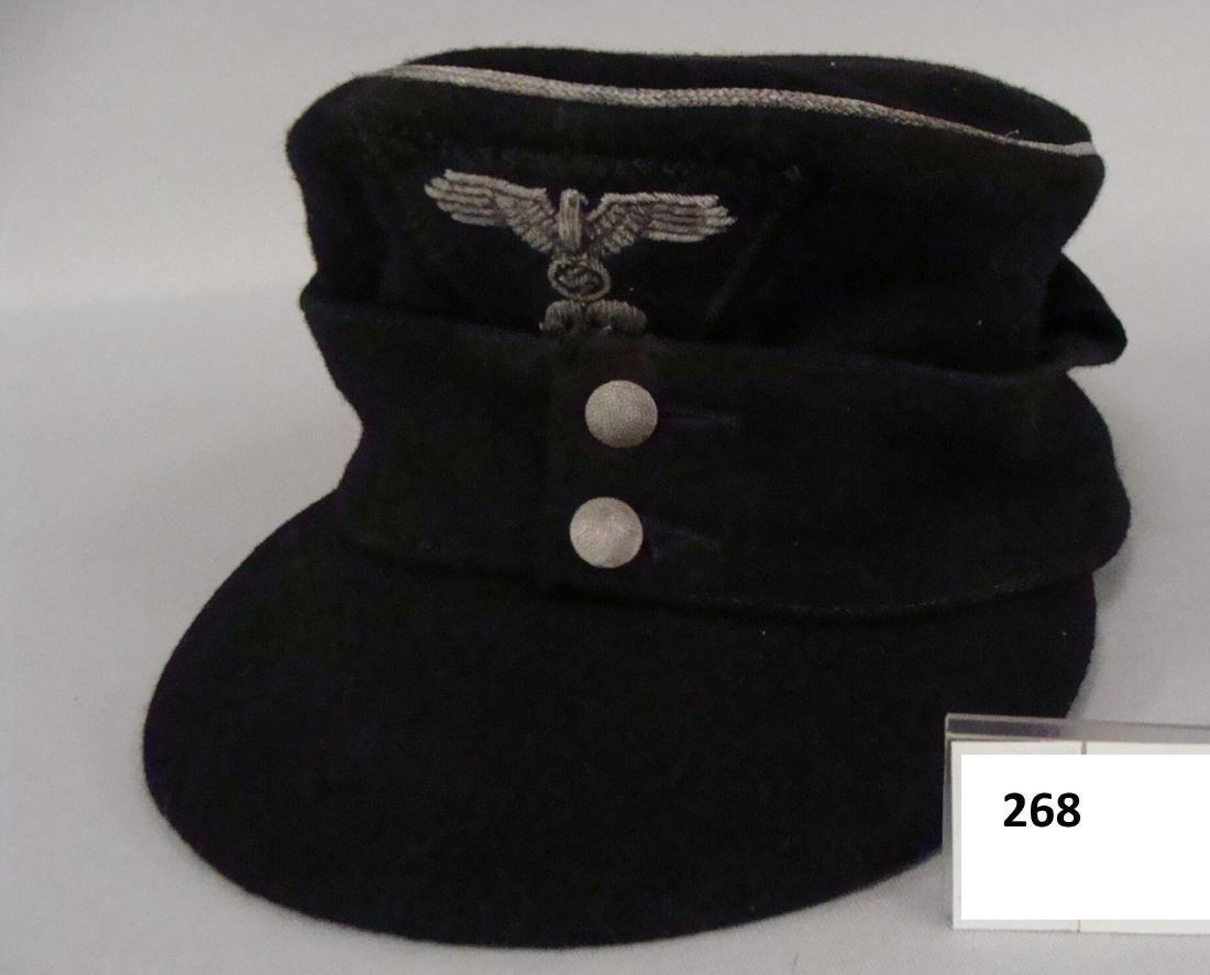 WAFFEN SS OFFICER'S LATE WAR GERMAN M43