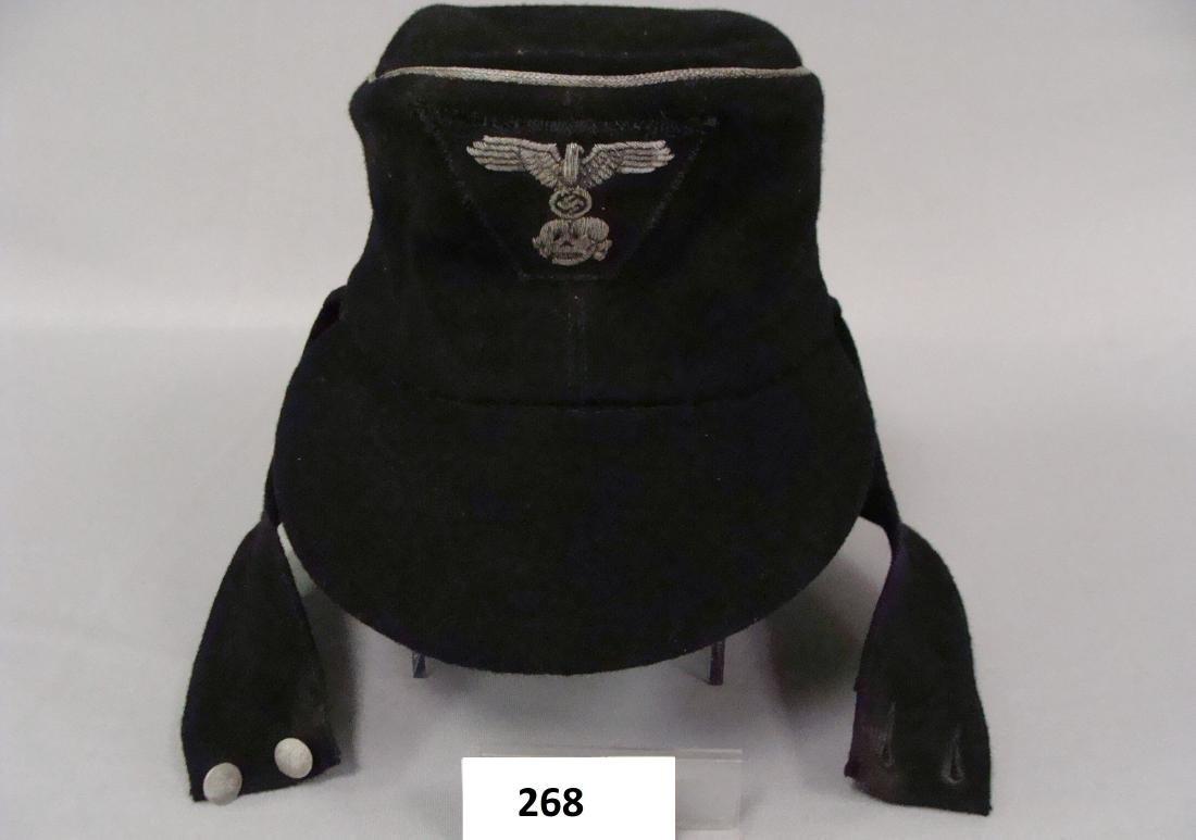 WAFFEN SS OFFICER'S LATE WAR GERMAN M43 - 5
