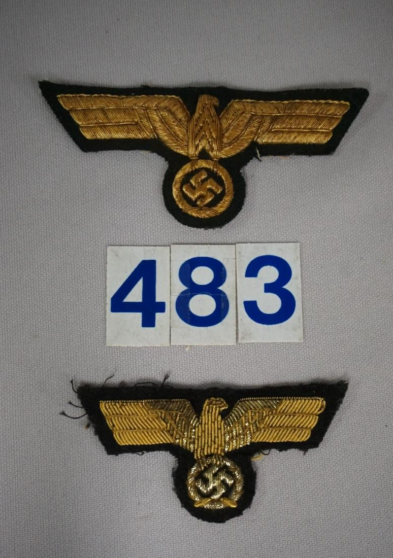 WW II GERMAN GENERALS INSIGNIA - - 4