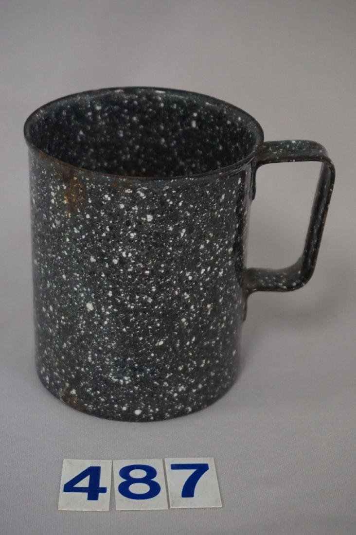 SCHINDLER FACTORY TYPICAL ENAMELED CUP