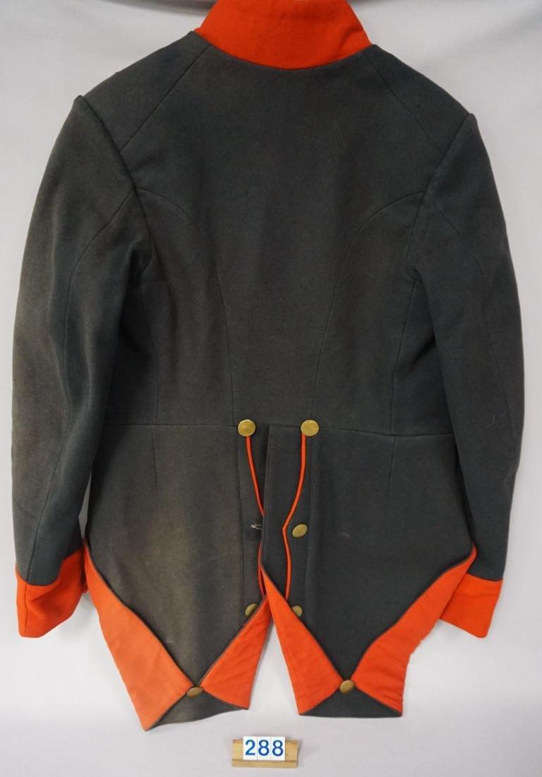 GERMAN BADEN JAGER REGT. TUNIC - 5