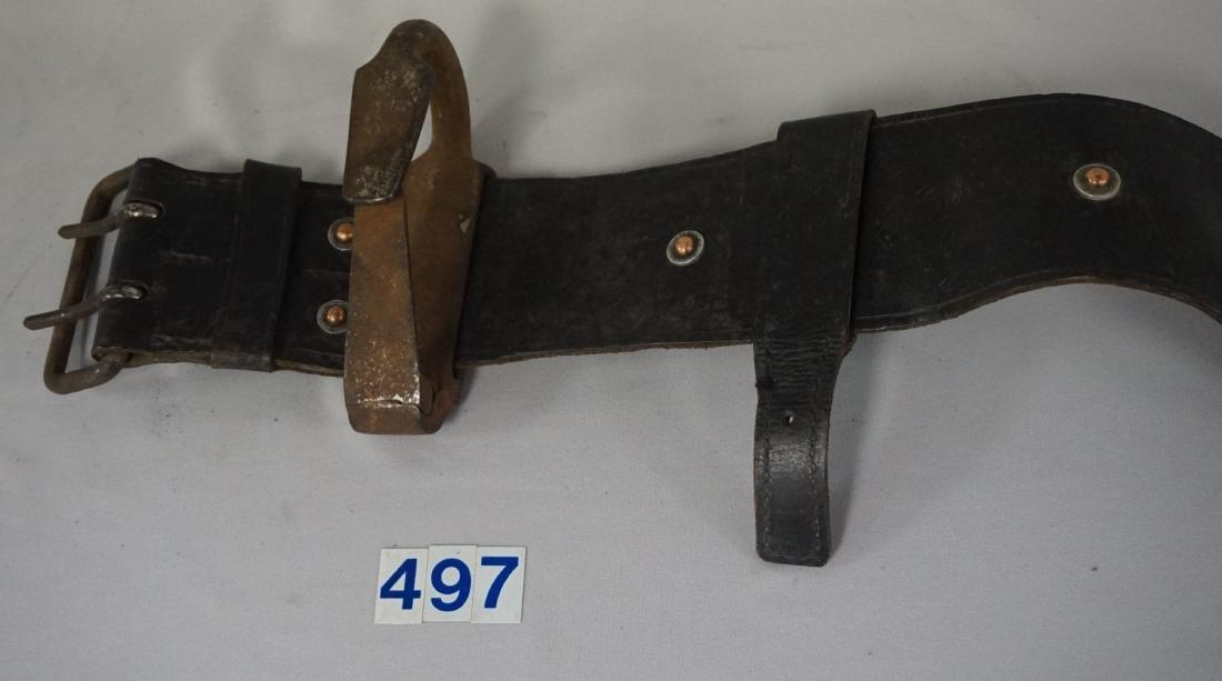 PARATROOPER'S PIONEER BTL. MARKED - 5