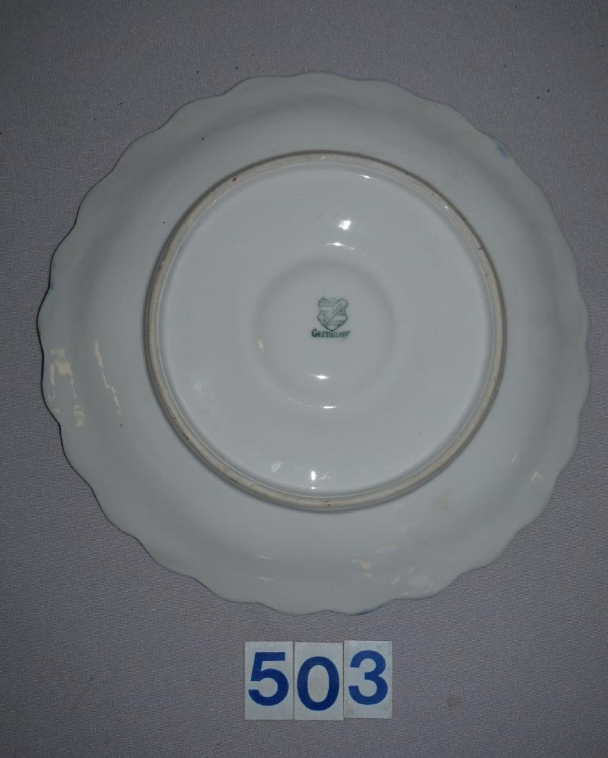 8 1/4 INCH ROUND OYSTER PLATE - 3