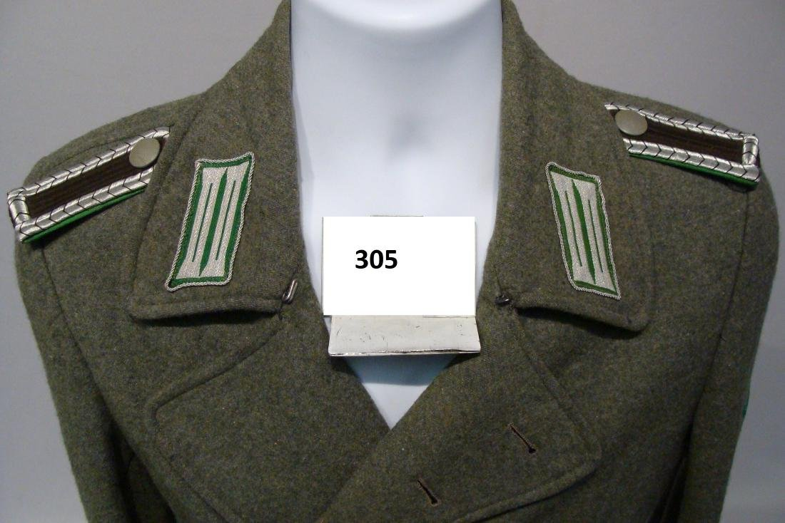 RARE GERMAN WWII PANZER POLICE WRAPPER - 7