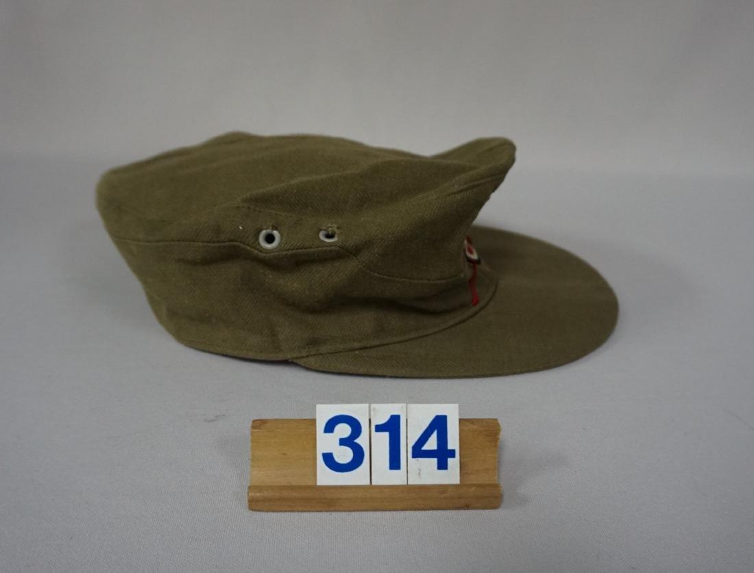 AFRICA KORPS M43 CARL HALFAR HAT, - 2