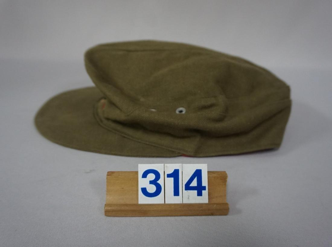 AFRICA KORPS M43 CARL HALFAR HAT, - 3