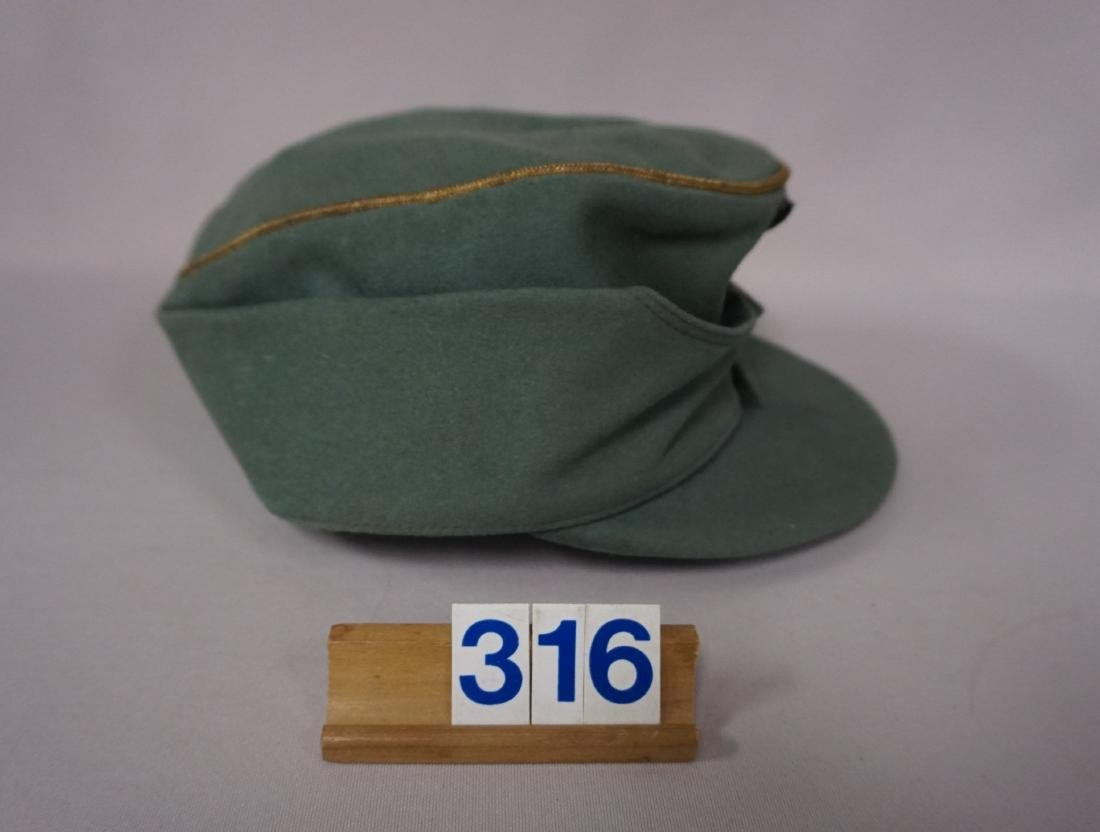 M43 GENERAL'S VISOR, FINE DOESKIN - 3