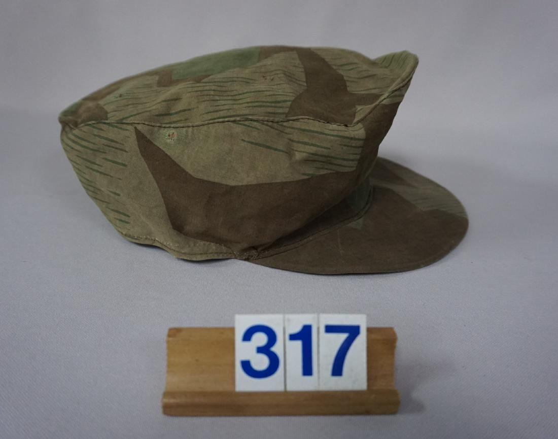 CAMOUFLAGE FIELD CAP IN ARMY - 2
