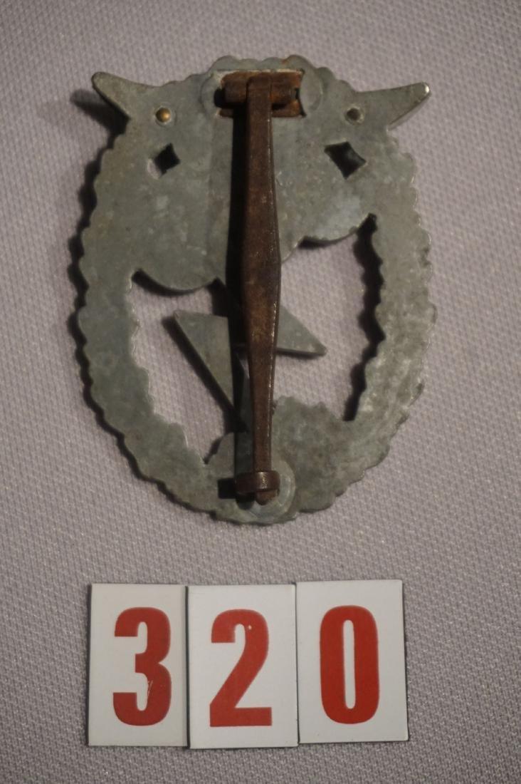LUFTWAFFE GROUND ASSAULT BADGE, - 2