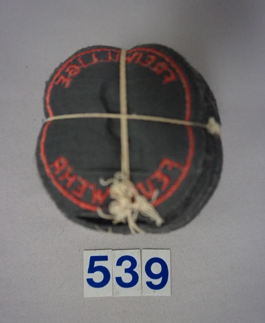 BUNDLE OF (50 PIECES) VOLUNTEER FIRE DEPT. - 3