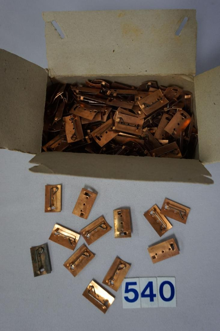 BOX OF BARS FOR SINGLE RIBBON