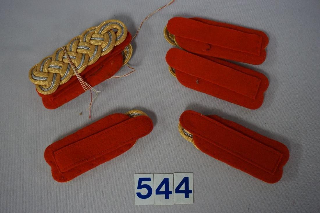 (3 PAIR) OF EAST GERMAN GENERAL'S BOARDS - - 2