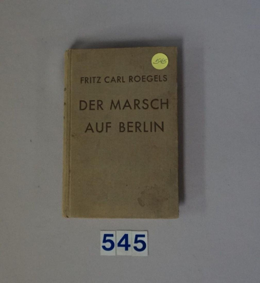REINHOLD HEYDRICH EX-LIBRS BOOK PLATE