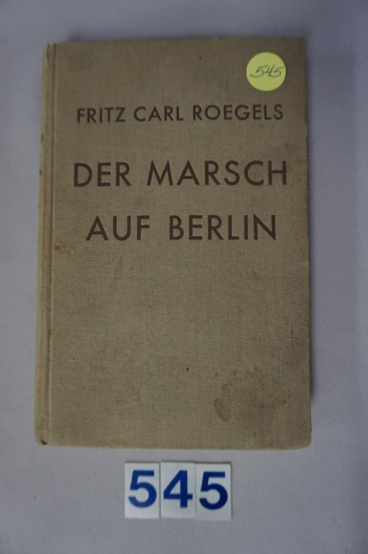 REINHOLD HEYDRICH EX-LIBRS BOOK PLATE - 2