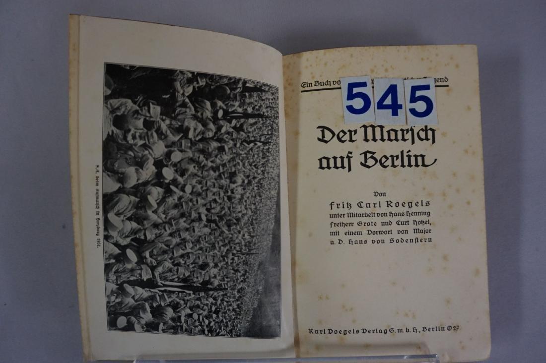 REINHOLD HEYDRICH EX-LIBRS BOOK PLATE - 4