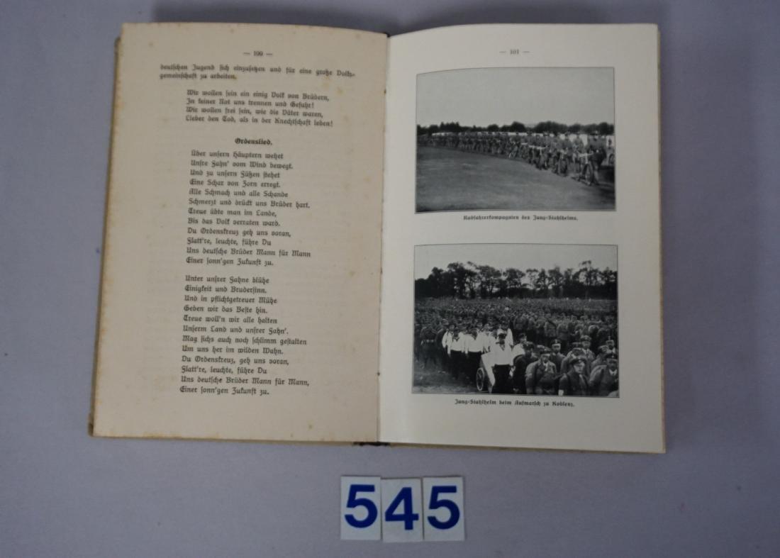 REINHOLD HEYDRICH EX-LIBRS BOOK PLATE - 5