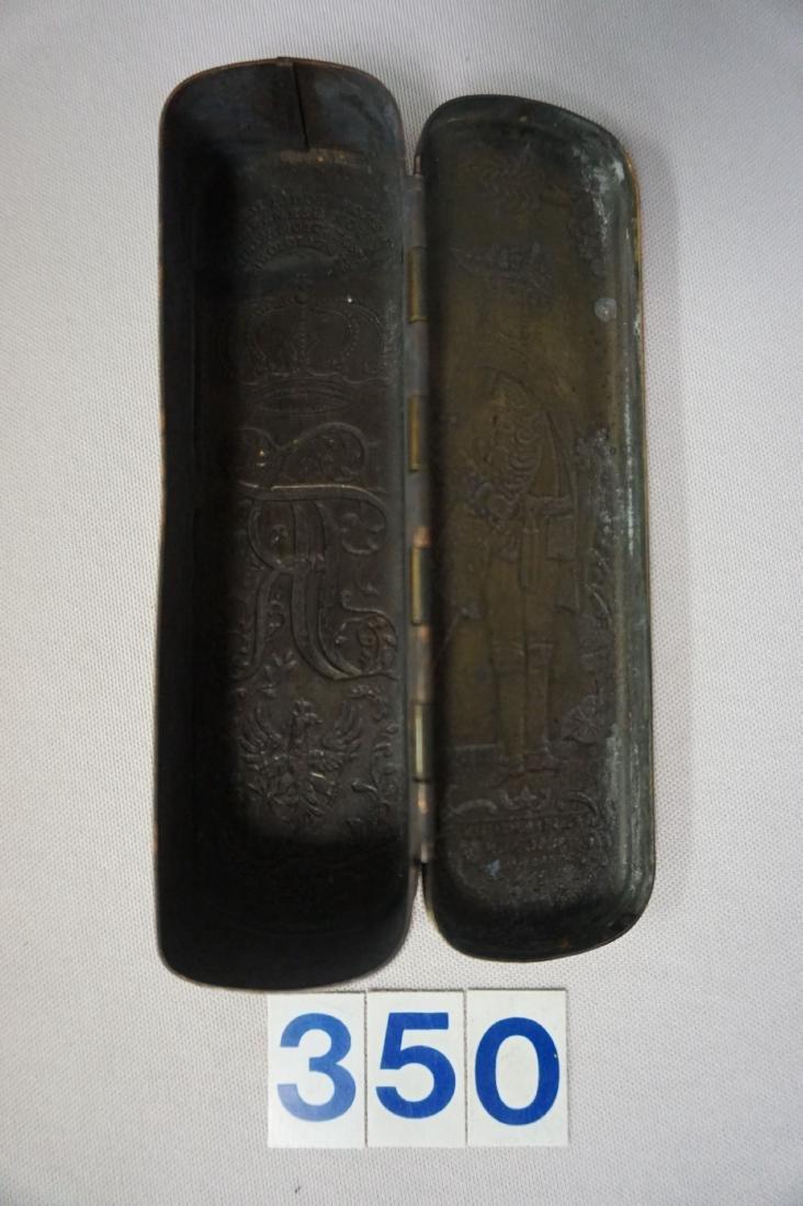 GENTLEMAN'S TOBACCO BOX - 5