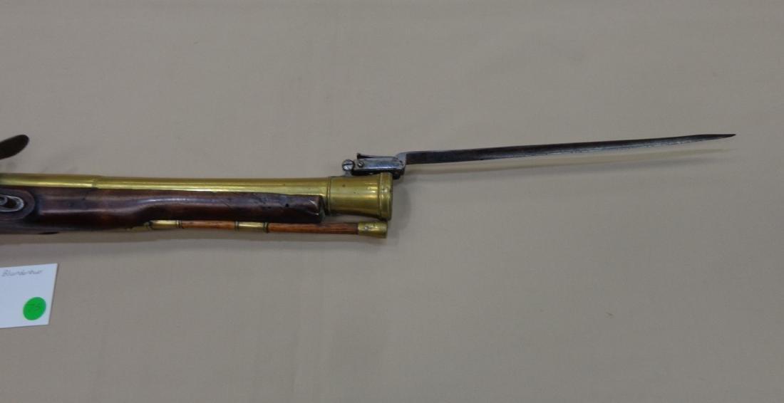 PRUDDEN BLUNDERBUSS, CIRCA 1800 - 3