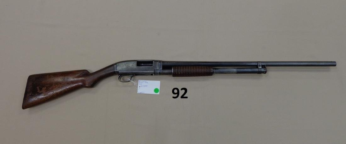 WINCHESTER MODEL-1912 PUMP ACTION