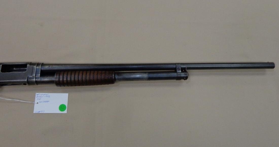 WINCHESTER MODEL-1912 PUMP ACTION - 3